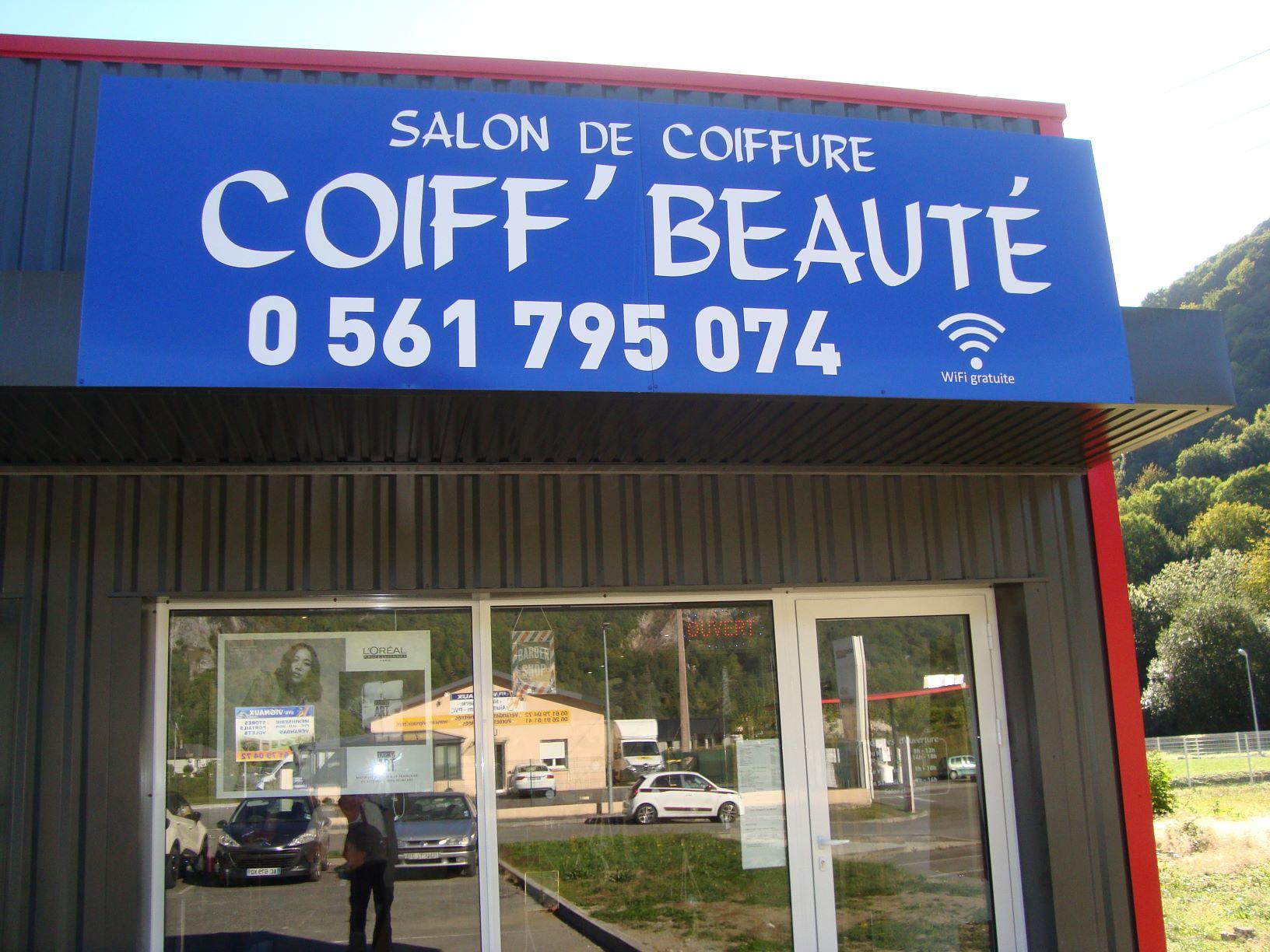 salon de coiffure coiff'beaute